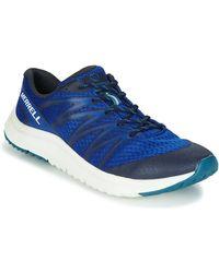 Merrell Sportschoenen Overhaul - Blauw