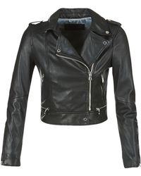 Oakwood - Yoko Leather Jacket - Lyst