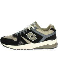 Lotto Leggenda Lage Sneakers T7385 - Groen