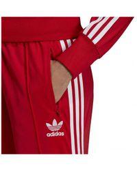 adidas Pantalon de survêtement FIREBIRD Jogging - Rouge
