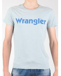 Wrangler - S/S Graphic Tee W7A64DM3E - Lyst