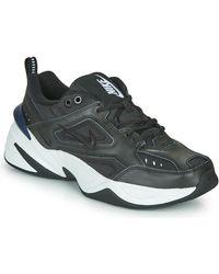 Nike Lage Sneakers M2k Tekno - Zwart