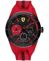 Scuderia Ferrari Reloj analógico UR - 830258 - Rojo