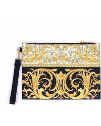 Versace Handtasje Dp85102dvtg8 - Metallic