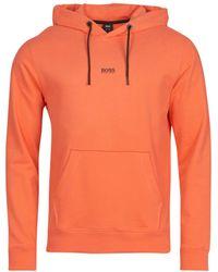 BOSS by HUGO BOSS Jersey WEEDO - Naranja