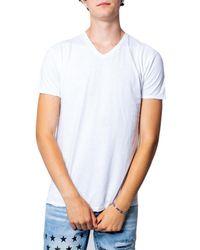 Brian Brome T-shirt 23/102-398 - Blanc