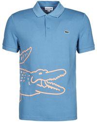 Lacoste - Polo Shirt Korte Mouw Polo Regular Fit Ph9739 - Lyst