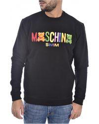Moschino Sweat-shirt 3A1701 - Noir