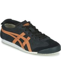 best website c81df d43da Mexico 66 Men's Shoes (trainers) In Black