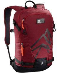 Salomon Side 18 Backpack - Red