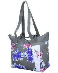 PUMA - Core Style Large Women's Handbags In Grey - Lyst