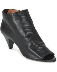 Hudson Jeans Sandalen Goa - Zwart