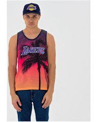 KTZ Camiseta tirantes Summer city tank loslak - Neutro