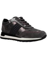 Geox Lage Sneakers D Tabelya - Grijs