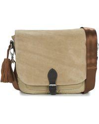 Bensimon - Shoulder Bag Women's Shoulder Bag In Beige - Lyst
