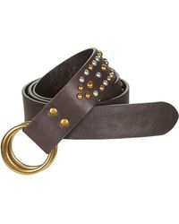 Polo Ralph Lauren Cinturón DOUBLE O RING - Marrón