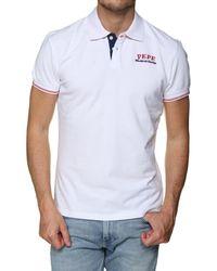 Pepe Jeans Polo Polo col polo - Blanc