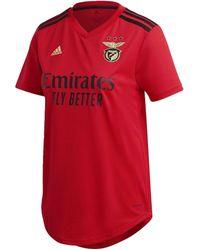 adidas - Camiseta primera equipación Benfica - Lyst