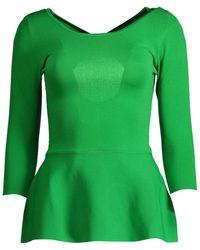 Guess W62R08Z19X0 femmes Blouses en vert