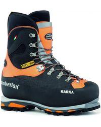 Zamberlan - Karka 6000 Rr Men's Walking Boots In Orange - Lyst