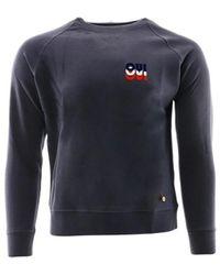 Faguo Sweat-shirt F18SW0103 - Bleu