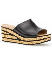 Gabor - Sandalias estilo mule casual n - Lyst