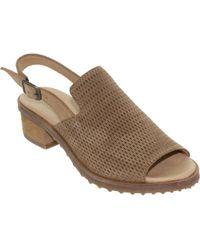 El Naturalista - 5014s Women's Sandals In Beige - Lyst