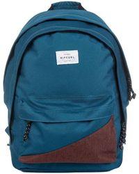 Rip Curl Mochila Hombre Men's Backpack In Blue