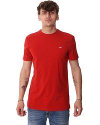 Antony Morato Camiseta MMKS01737 FA120022 - Rojo