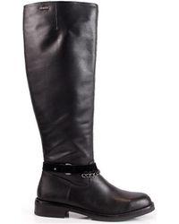 Big Star - Bb274320 Women's High Boots In Black - Lyst