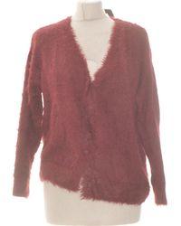 H&M Gilet Femme 36 - T1 - S Gilet - Rouge