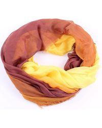 Faliero Sarti Sjaal 0023ginny - Oranje