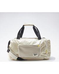 Reebok Sporttasche Tech Style Grip Bag - Natur
