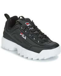 Fila - Lage Sneakers Disruptor Low Wmn - Lyst