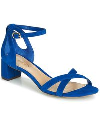 Lauren by Ralph Lauren Folly Sandals - Blue
