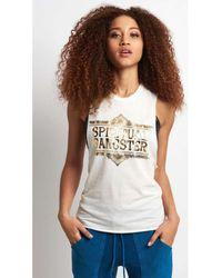 Spiritual Gangster - Sg Sahara Festival Tank Women's Vest Top In Multicolour - Lyst