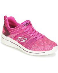 Skechers - Burst 2.1 Women's Trainers In Pink - Lyst