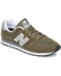 New Balance Lage Sneakers Ml373 - Groen