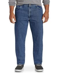 Kebello Jeans grandes tailles Taille : H Bleu 46 Jeans