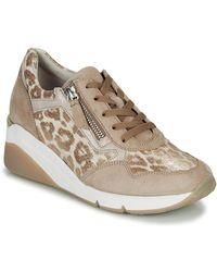Gabor Lage Sneakers Kaputo - Naturel