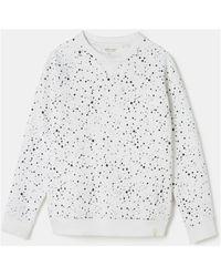 Green Coast 20W4114 Sweat-shirt - Blanc
