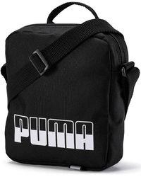 PUMA Pochette Sacoche Accessoires Plus Portable Ii - Noir