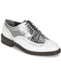 Robert Clergerie ROELK femmes Chaussures en blanc