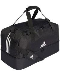 adidas Sporttas Tiro Duffel Bag - Zwart