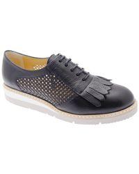 Donna Soft DOSODS0756Gbl Chaussures - Bleu