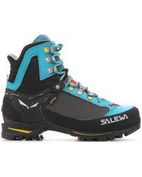 Salewa Domyślna Nazwa Walking Boots - Blue