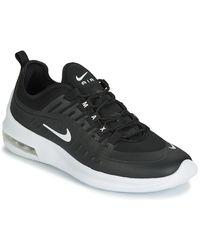 Nike Lage Sneakers Air Max Axis - Zwart