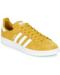 adidas Campus 80s Trainers - Yellow