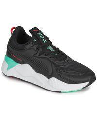 PUMA Lage Sneakers Rs-x - Zwart