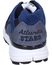Atlantic Stars BJ487 Chaussures - Bleu